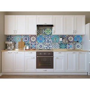 Кухня Палома белый матовый (3,0 м)