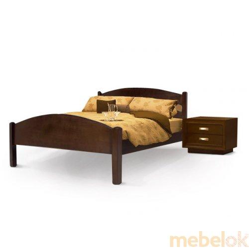 Кровать Виолетта 80х190