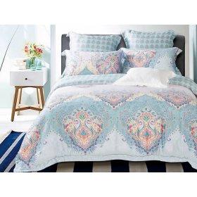 Полуторное бамбуковое постельное белье Arya Bonnet 160х200
