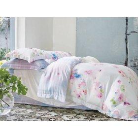 Двуспальное бамбуковое постельное белье Arya Oceane 200х220