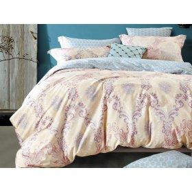 Полуторное печатное постельное Arya Olivia 160х220