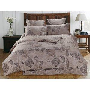 Семейное печатное постельное Arya Kitan 160х220
