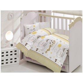 Детский комплект постельного белья Arya Ранфорс 100х150 Teddy