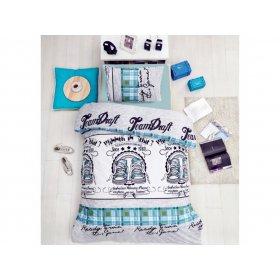 Подростковый комплект постельного белья  Arya Ранфорс 160х220 Molly