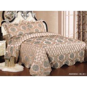 Комплект для спальни Arya 250х260 Amanda в коробке