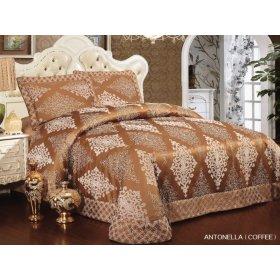 Комплект для спальни Arya Сатин 250х260 Antonella