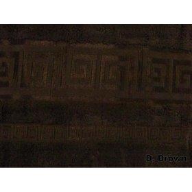 Полотенце Arya Бамбук Ephus 50х90 темно-коричневое