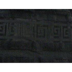 Полотенце Arya Бамбук Ephus 50х90 темно-серый