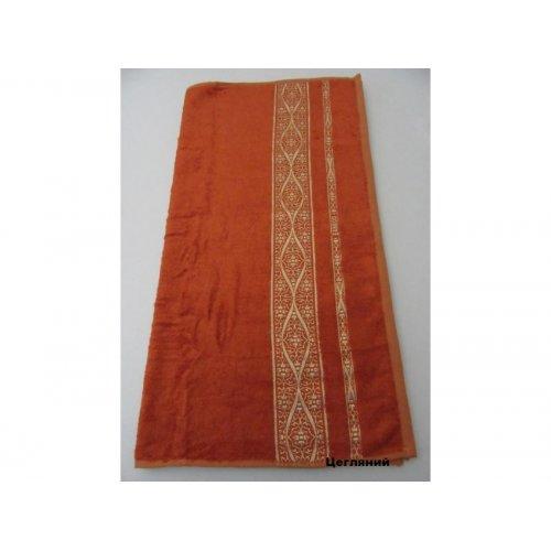 Полотенце Бамбук Arya Kayra 50х90 земляной