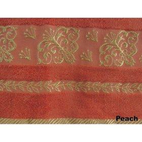 Полотенце Arya Бамбук Sarmasik 70х140 персиковое