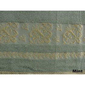Полотенце Arya Бамбук Sarmasik 70х140 мятное