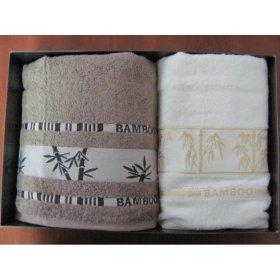 Комплект из двух полотенец Arya Bonita Ассорти