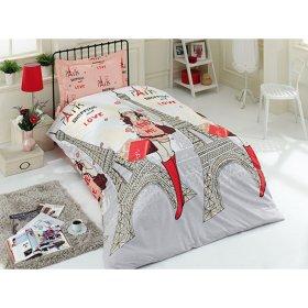 Полуторный комплект постельного белья Arya Paris 160х230