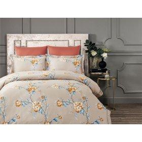 Двуспальное постельное белье Arya Fashionable 200X220 Marinel