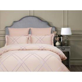 Двуспальное постельное белье Arya Majestik Бамбук 200X220 Pia