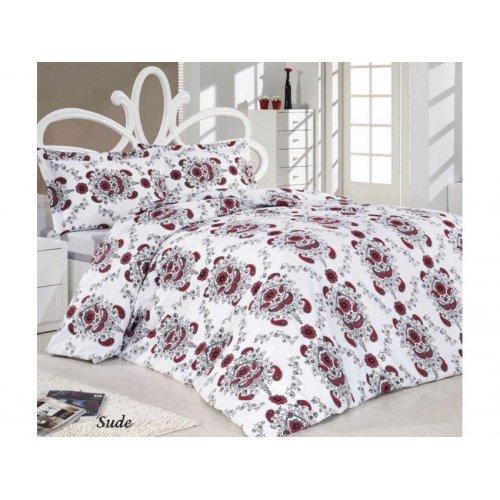 Полуторное постельное белье Classi Senelde Sude 145х210