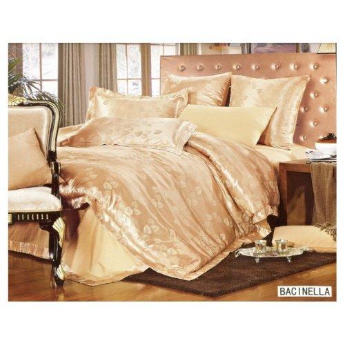 Двуспальный комплект постельного белья Arya Pure Bacinella 200х220