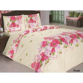 Полуторное постельное белье Classi Flora 145х210