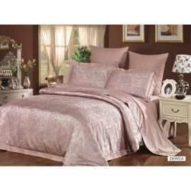 Двуспальный комплект постельного белья Arya Magestik Derica 200х220