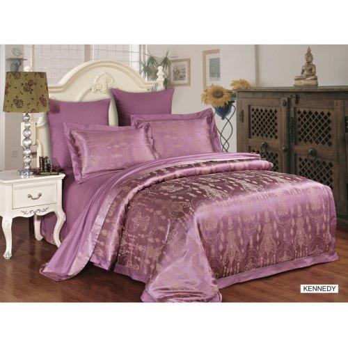 Двуспальный комплект постельного белья Arya Magestik Kennedy 200х220