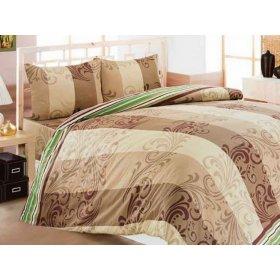 Полуторное постельное белье Classi Sahika 145х210
