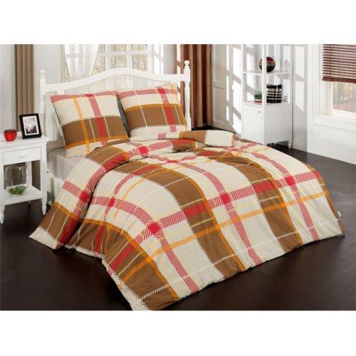 Полуторное постельное белье Classi Ruber 145х210