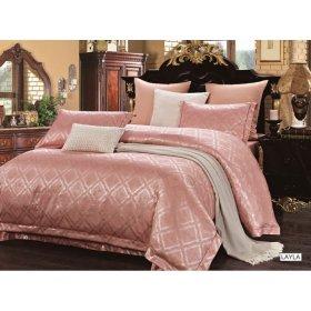 Двуспальный комплект постельного белья Arya Pure Layla 200х220