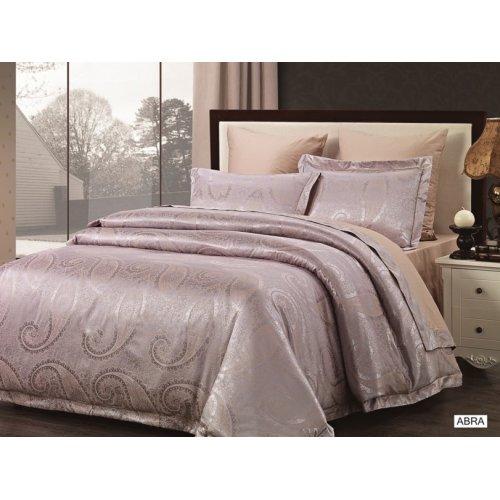 Двуспальный комплект постельного белья Arya Pure Abra 200х220
