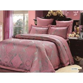 Двуспальный комплект постельного белья Arya Magestik Dohna 200х220
