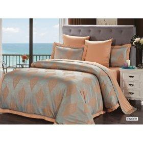 Двуспальный комплект постельного белья Arya Magestik Enger 200х220