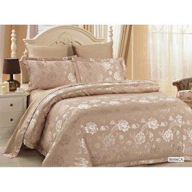 Двуспальный комплект постельного белья Arya Pure Bianca 200х220