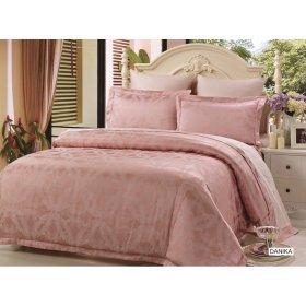 Двуспальный комплект постельного белья Arya Pure Danika 200х220