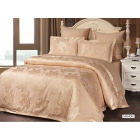 Двуспальный комплект постельного белья Arya Pure Manon 200х220