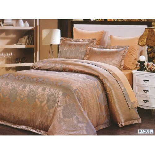 Двуспальный комплект постельного белья Arya Pure Raguel 200х220