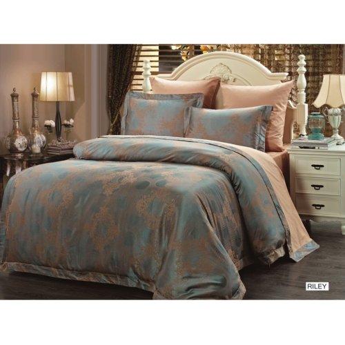 Двуспальный комплект постельного белья Arya Pure Riley 200х220