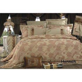 Двуспальный комплект постельного белья Arya Pure Hannah 200х220