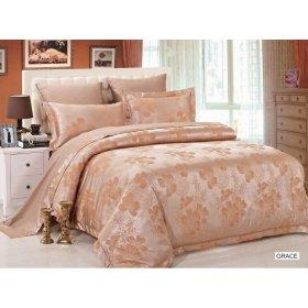 Двуспальный комплект постельного белья Arya Pure Grace 200х220