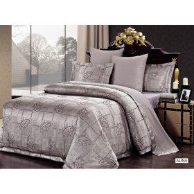 Двуспальный комплект постельного белья Arya Pure Alina 200х220