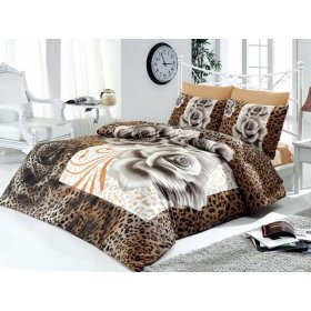 Двуспальное постельное белье Ortum Diva 200х220