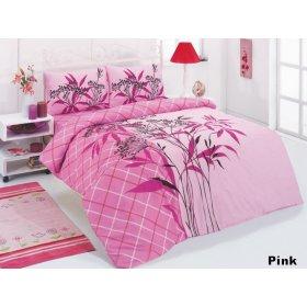 Двуспальное постельное белье Ortum Lilyum 200х220