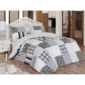 Двуспальное постельное белье Ortum Pachwork 200х220