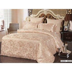 Полуторный комплект постельного белья Arya Classi Gelena 160х220