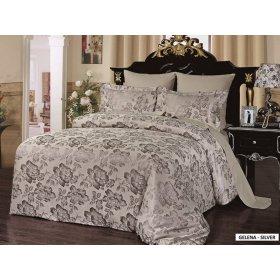 Двуспальный комплект постельного белья Classi Жаккард Gelena 200х220