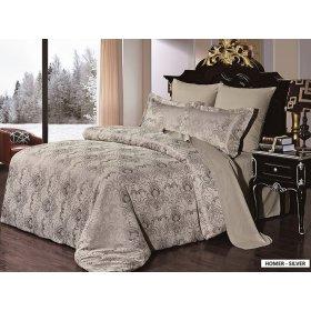 Двуспальный комплект постельного белья Classi Жаккард Homer 200х220