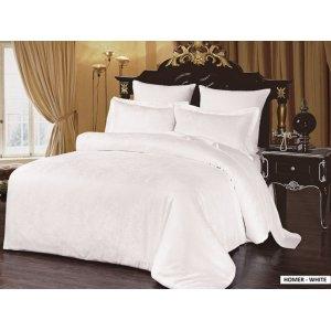 Полуторный комплект постельного белья Arya Classi Homer 160х220