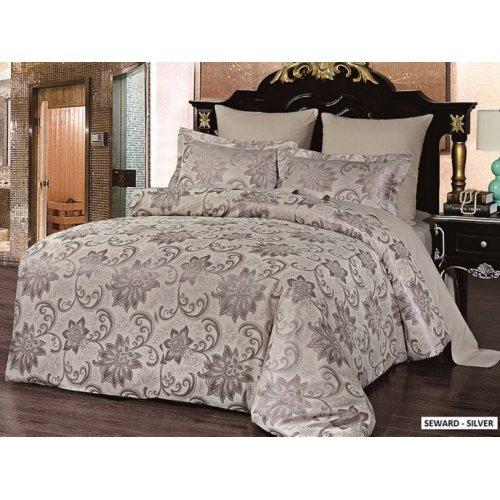 Семейный комплект постельного белья Arya Classi Seward 160х220