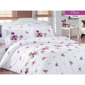 Двуспальный комплект постельного белья Arya Flour 200х220