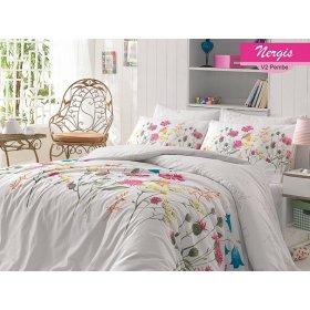 Двуспальный комплект постельного белья Arya Nergiz 200х220