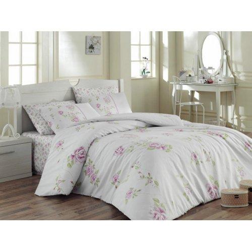 Полуторный комплект постельного белья Arya Jasmine 160х220
