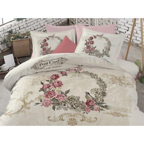 Полуторный комплект постельного белья Arya Handy 160х220